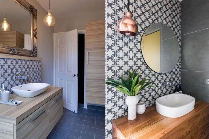 10 идей дизайна, которые украсят ванную комнату 🔴