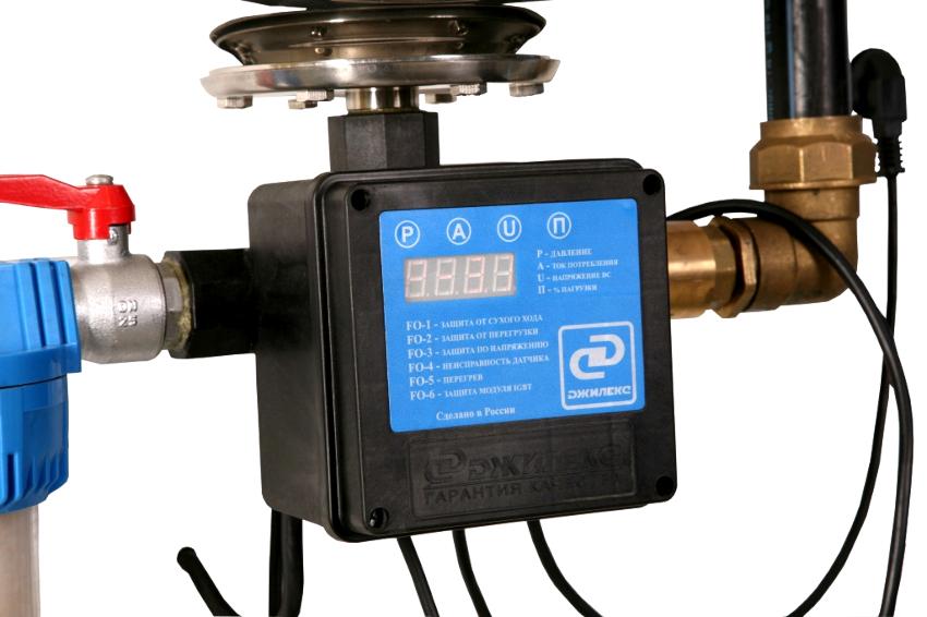 Автоматика для насоса как основное устройство для стабильного водоснабжения