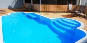 Бассейн из полипропилена: проектирование и строительство, фото