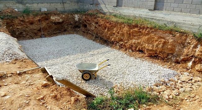 Бассейн на загородном участке: строительство, проекты и конструкции