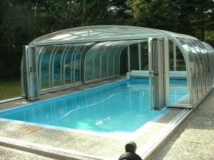 Чаша бассейна: полипропилен и каркасная, фото