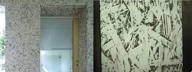 Чем и как покрасить ОСБ - несколько оригинальных вариантов отделки внутри помещения