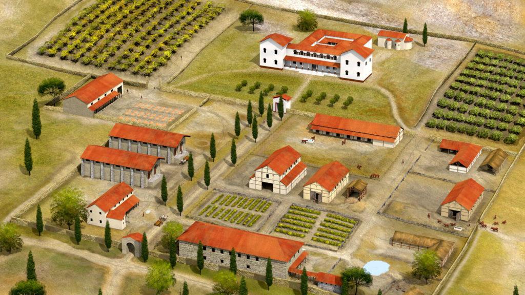 Дачное строительство: от Римских вилл, до современных коттеджей и дач