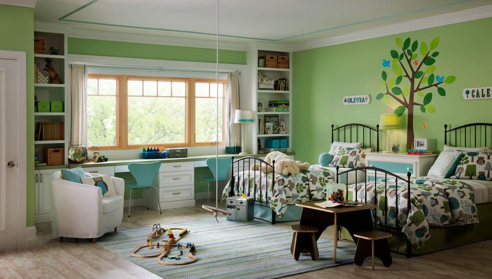 Делаем ремонт детской комнаты: принципы грамотного оформления