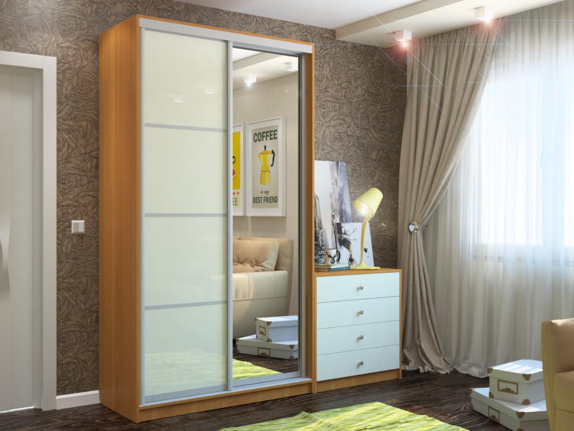 Дизайн и интерьер маленькой спальни: как разработать проект
