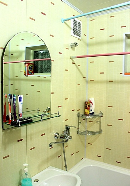 Дизайн маленькой ванной 🛁 - основные правила и примеры удачных проектов с фото дизайном
