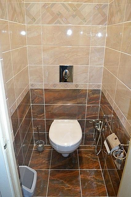 Дизайн туалета - самые лучшие решения