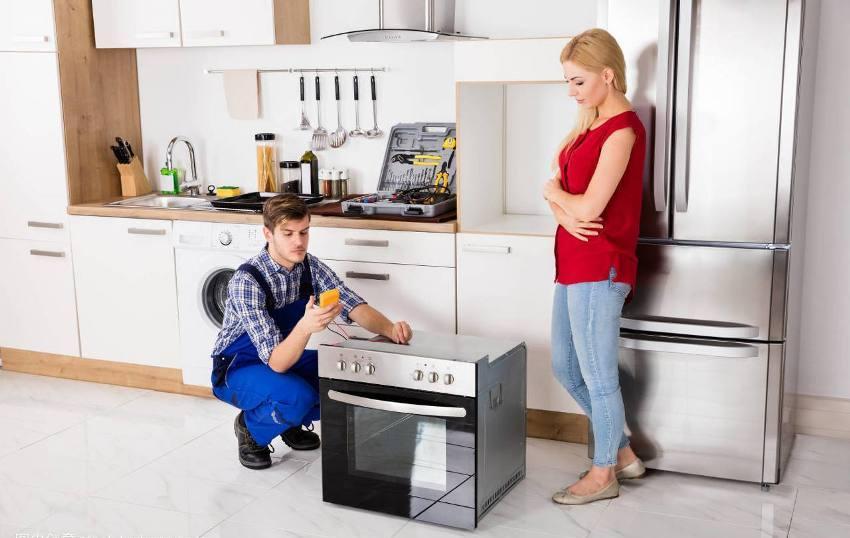 Духовой шкаф электрический встраиваемый: советы по выбору