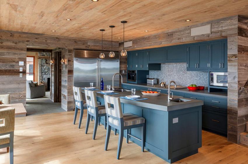 Фартук на кухню: интересные дизайнерские решения для оригинальных интерьеров