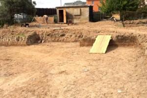 Фундамент плита своими руками пошаговая инструкция по расчетам и строительству