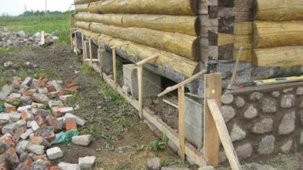 Глубина фундамента под баню - от чего зависит, инструкция по строительству