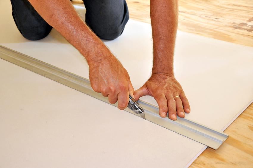 ГВЛ листы: отличный способ выполнить внутреннюю отделку быстро и качественно