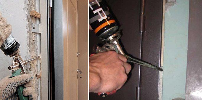 🏡Инструкция по самостоятельной установке входных дверей - Блог о строительстве