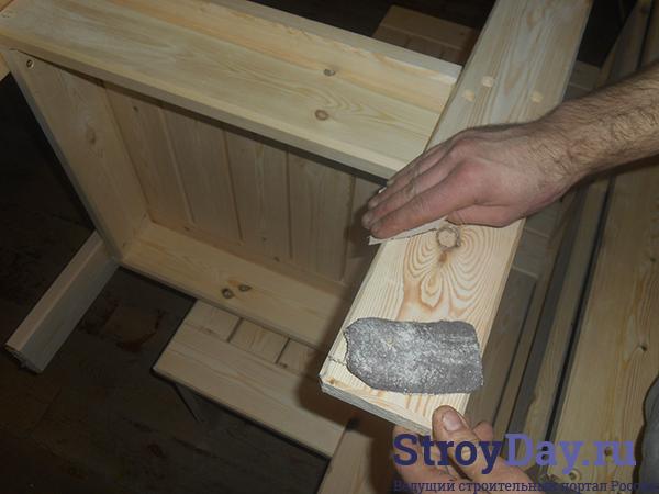 Изготовление садовой мебели – кресла для веранды или террасы - мастер класс