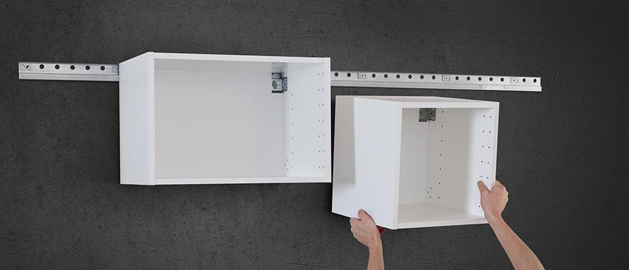 Как повесить шкаф на гипсокартонную стену - все способы + инструкции!