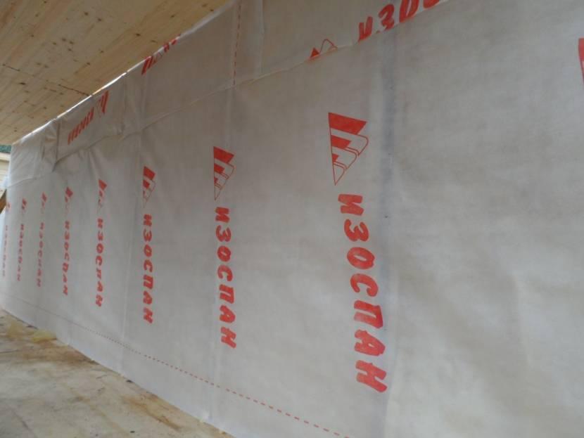 🏡Как правильно укладывать Изоспан на различные поверхности - Блог о строительстве