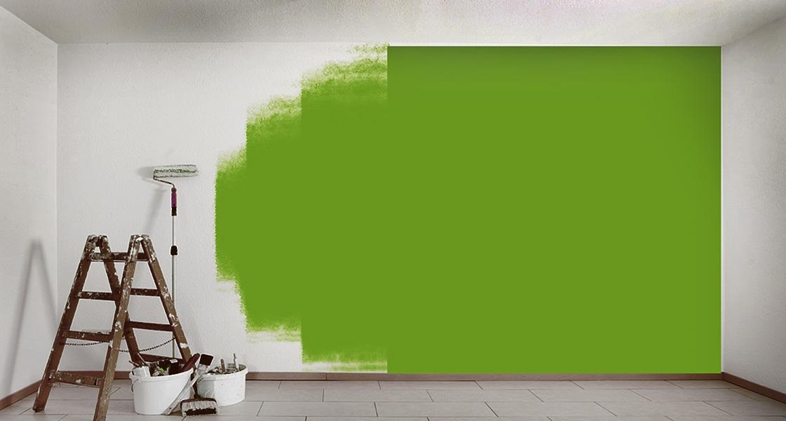 Как проверить отделочников и подготовить стены под покраску?