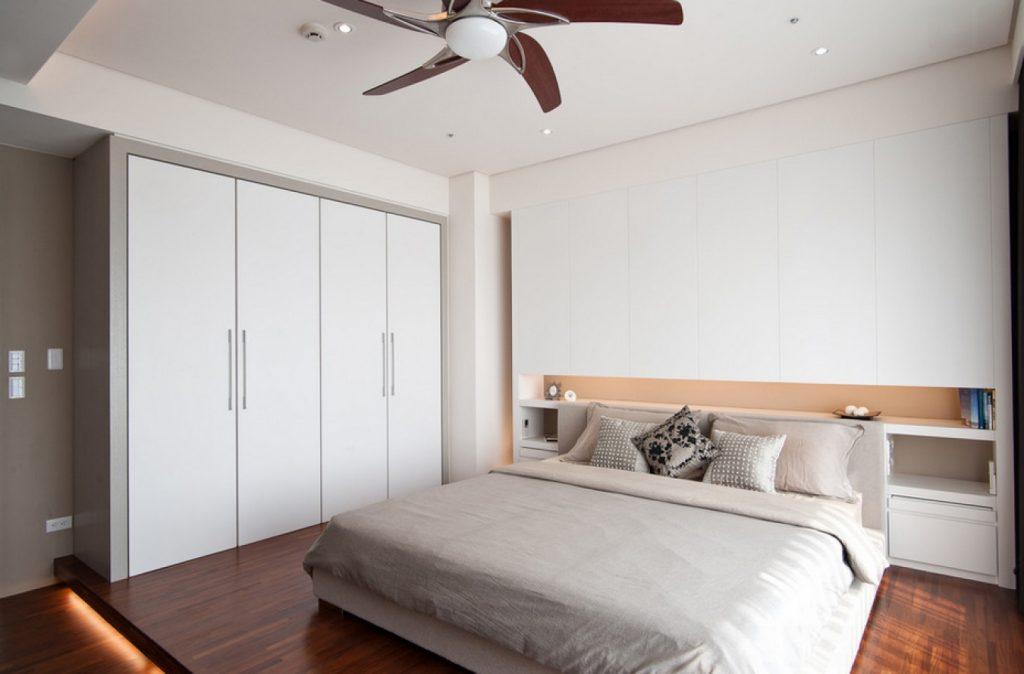 Как расставить мебель в спальне: практические советы