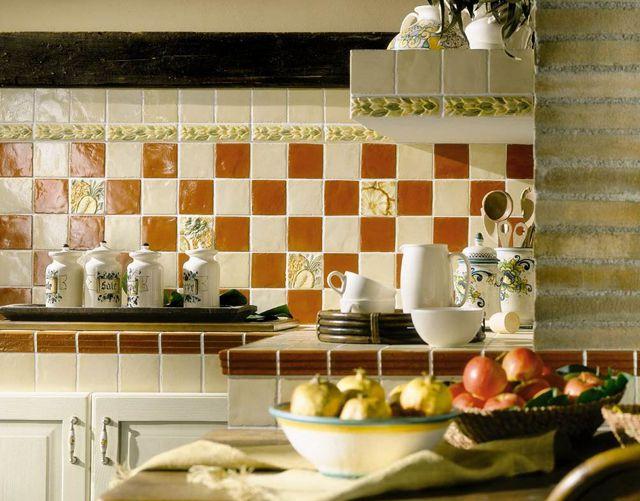 Как сделать фартук на кухне своими руками - пошаговое руководство