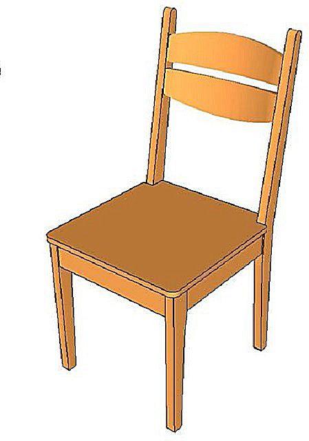 Как сделать стул своими руками - от классики до трансформера