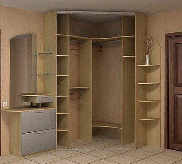 Как сделать встроенную мебель - несколько доступных вариантов