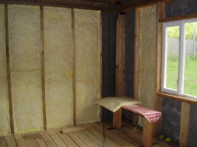 Как утеплить стену изнутри пошаговая инструкция
