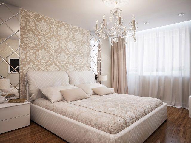 Какие обои выбрать в спальню - полезные советы