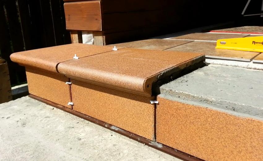 Клинкерная плитка для ступеней: грамотный выбор материала