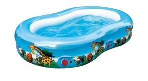 Надувной бассейн для дачи, фото