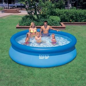 Надувные бассейны Intex для детей и взрослых