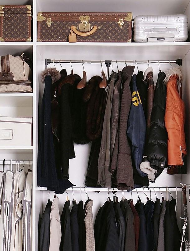 Наполнение шкафа-купе в прихожую: советы, примеры и инструкции!