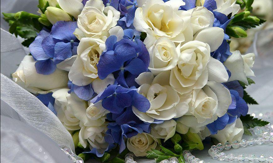 Оформление цветочных букетов и корзин с цветами