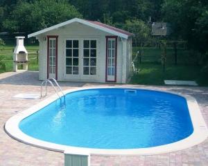 Оптимальная глубина для бассейна, фото