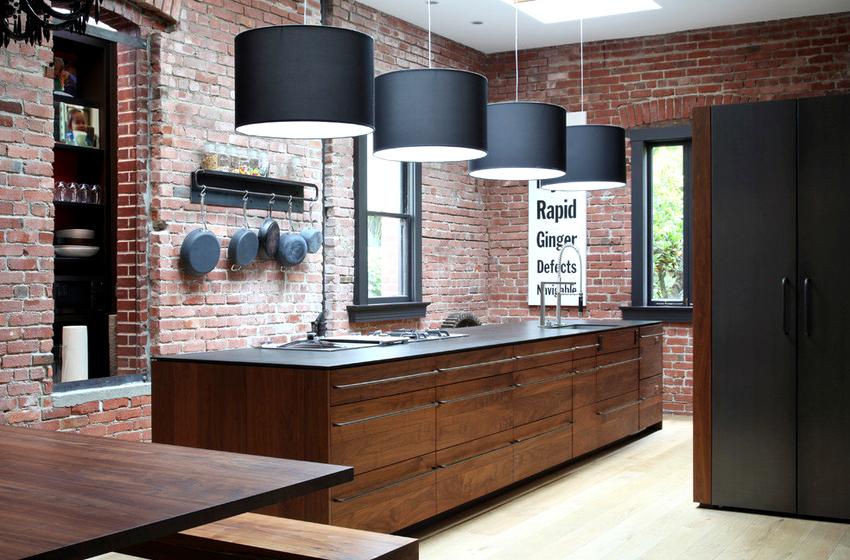 Освещение на кухне: главный аспект успешного и гармоничного дизайна помещения