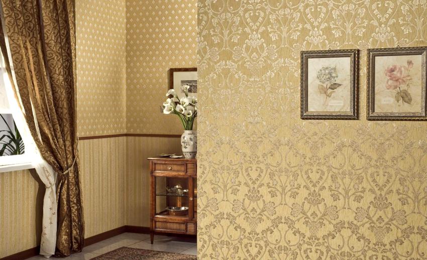 Откуда начинать клеить обои в комнате - способы + пошаговые инструкции!