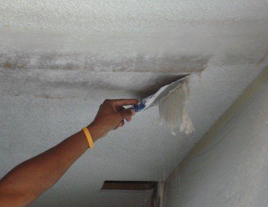 Побелка потолка своими руками - пошаговая инструкция!