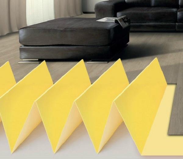 Подложка под паркетную доску: как выбрать и правильно уложить