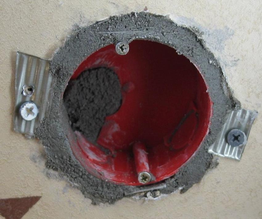 Подрозетник: диаметр, глубина и другие параметры изделий для скрытого монтажа