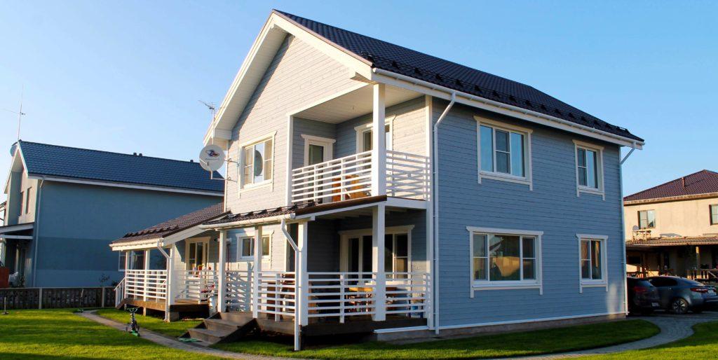 Проекты домов под ключ: сколько будет стоить дом мечты