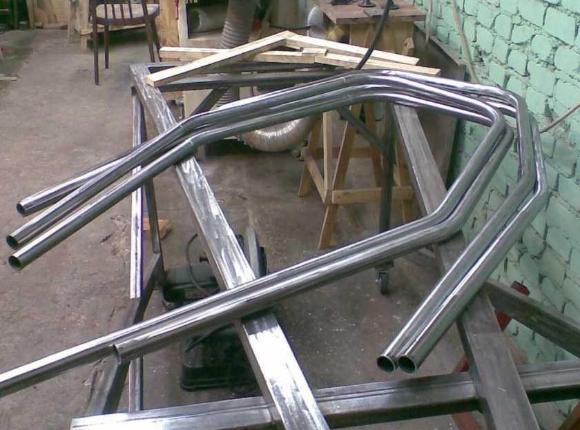 Профилегиб своими руками - пошаговый мастер-класс изготовления своими руками, схемы и чертежи, необходимые материалы и инструменты