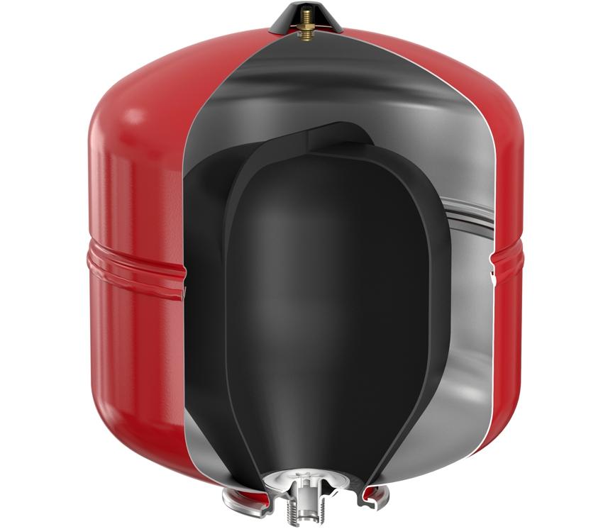Расширительный бак для отопления открытого типа и закрытые емкости для ГВС