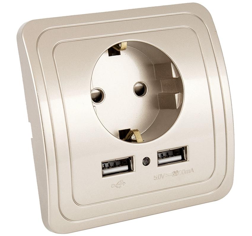 Размеры розетки и общая система стандартов для электроустановочных устройств