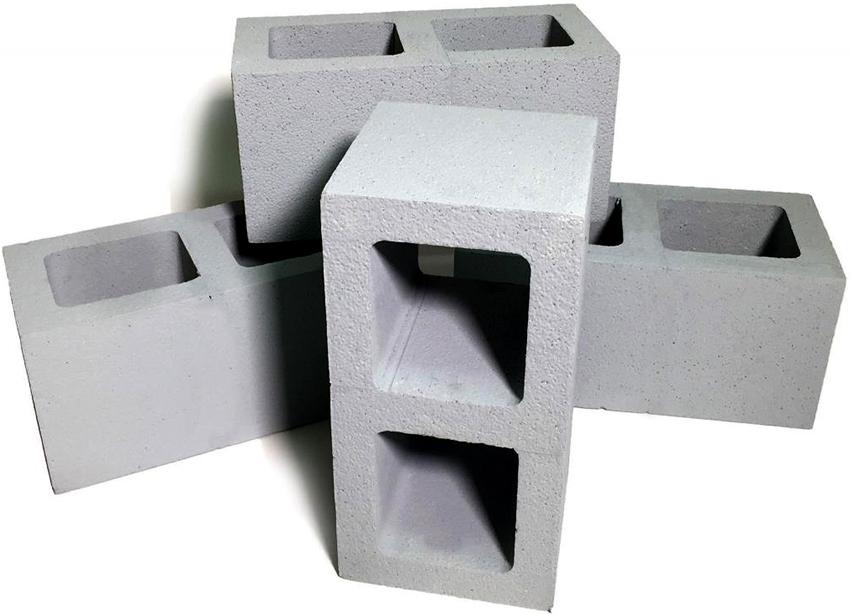 Размеры шлакоблоков: характеристики, преимущества и недостатки материала