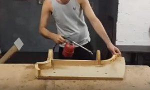 Реставрация мебели своими руками в домашних условиях: идеи, фото-инструкции