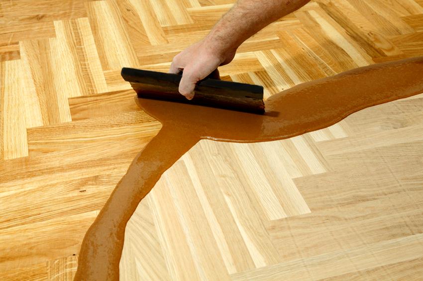 Шлифовка деревянного пола: технология получения ровного и гладкого основания
