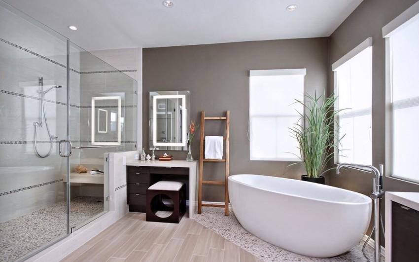 Стандартные размеры ванной комнаты: оптимальная площадь для создания комфорта