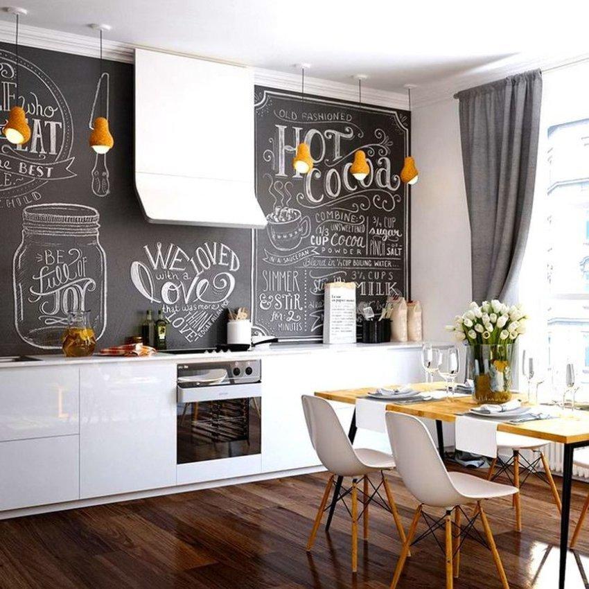 Стеновые панели для кухни: фартук в современном интерьере