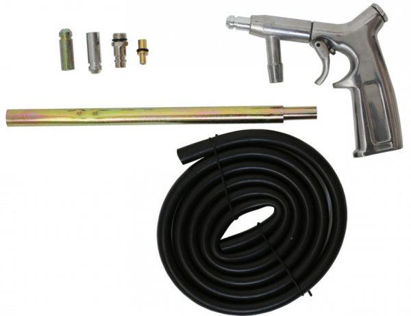 ТОП-13 лучших пескоструйных пистолетов: как выбрать, цены, рейтинг