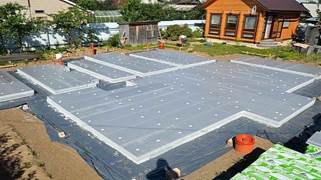 УШП фундамент технология - инновационное решение для энергоэффективных домов