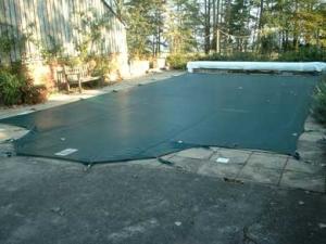 Защитные покрытия для пола бассейна